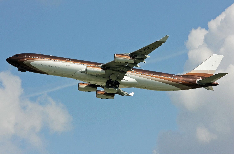 Airbus A340-300 Custom1
