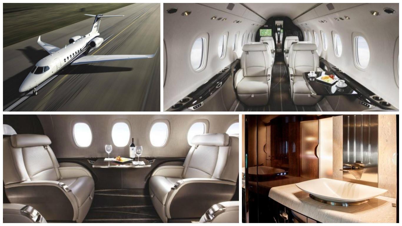 Стоимость частных самолетов